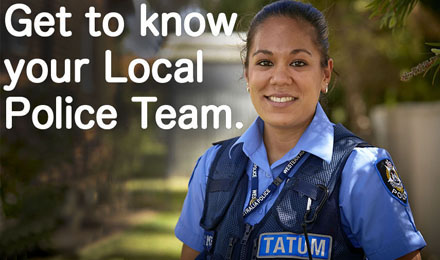 Search for your Local Police Team