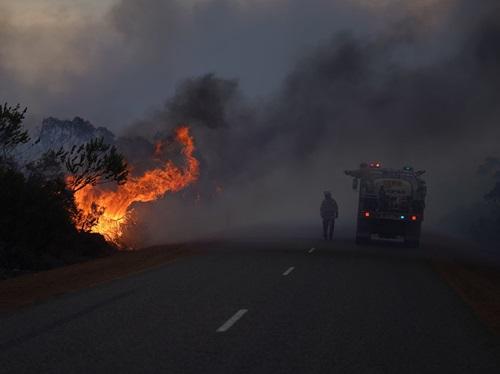 Norseman Fire Update Western Australia Police Force