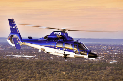 Police Air Wing | Western Australia Police Force