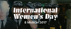 International Women's Day 8 March 2017