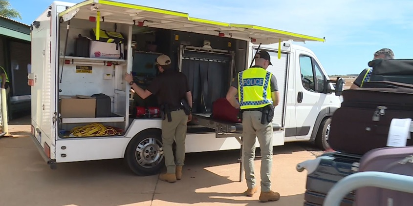 New 'Meth Truck' Joins the Fight Against Drugs | Western