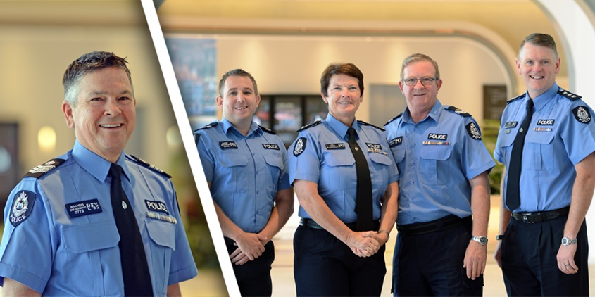 Nine News WA Police Excellence Awards 2018 winners