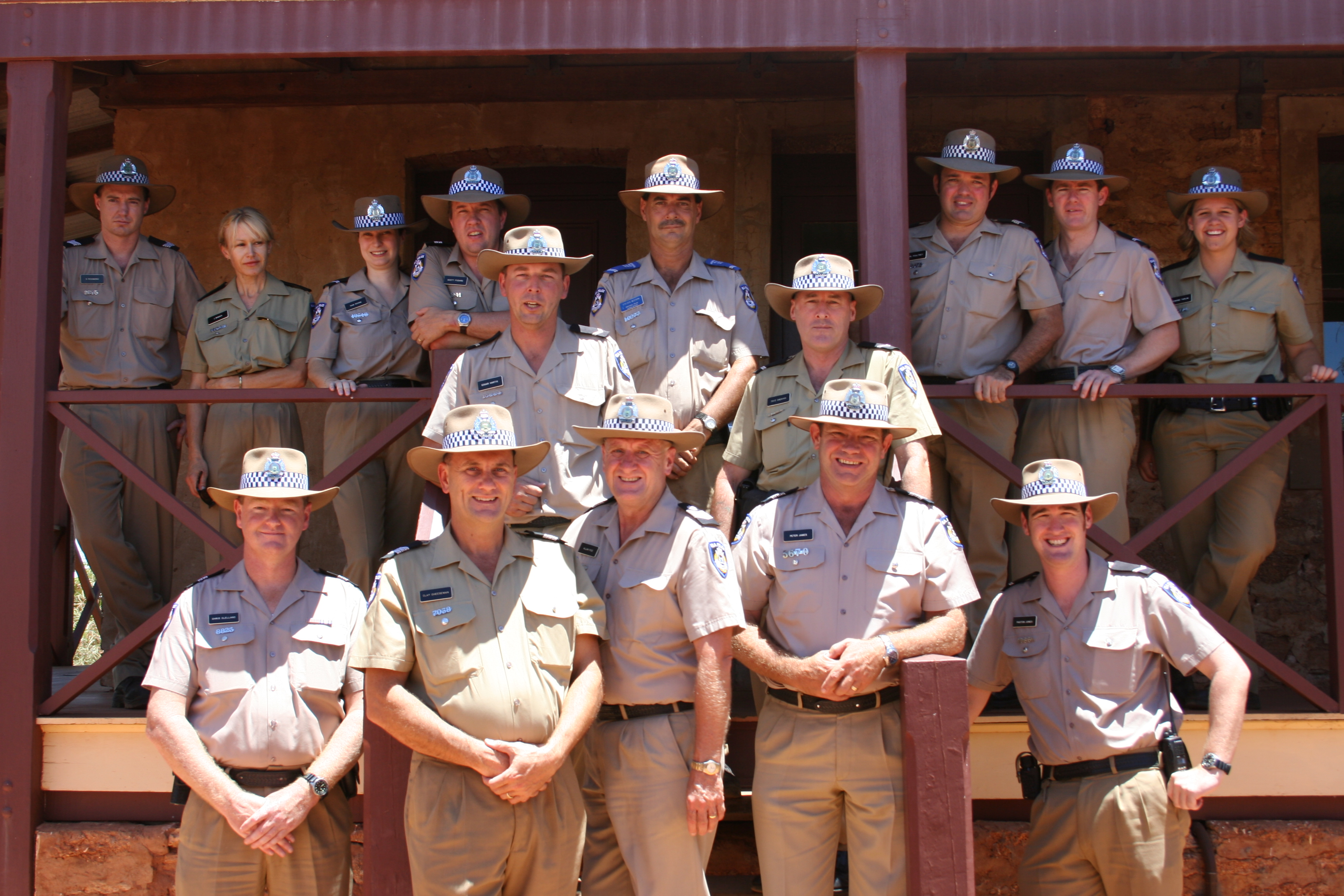 how to join the police force in western australia