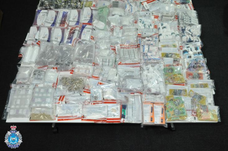 Steroid And Illicit Drug Charges Mirage News