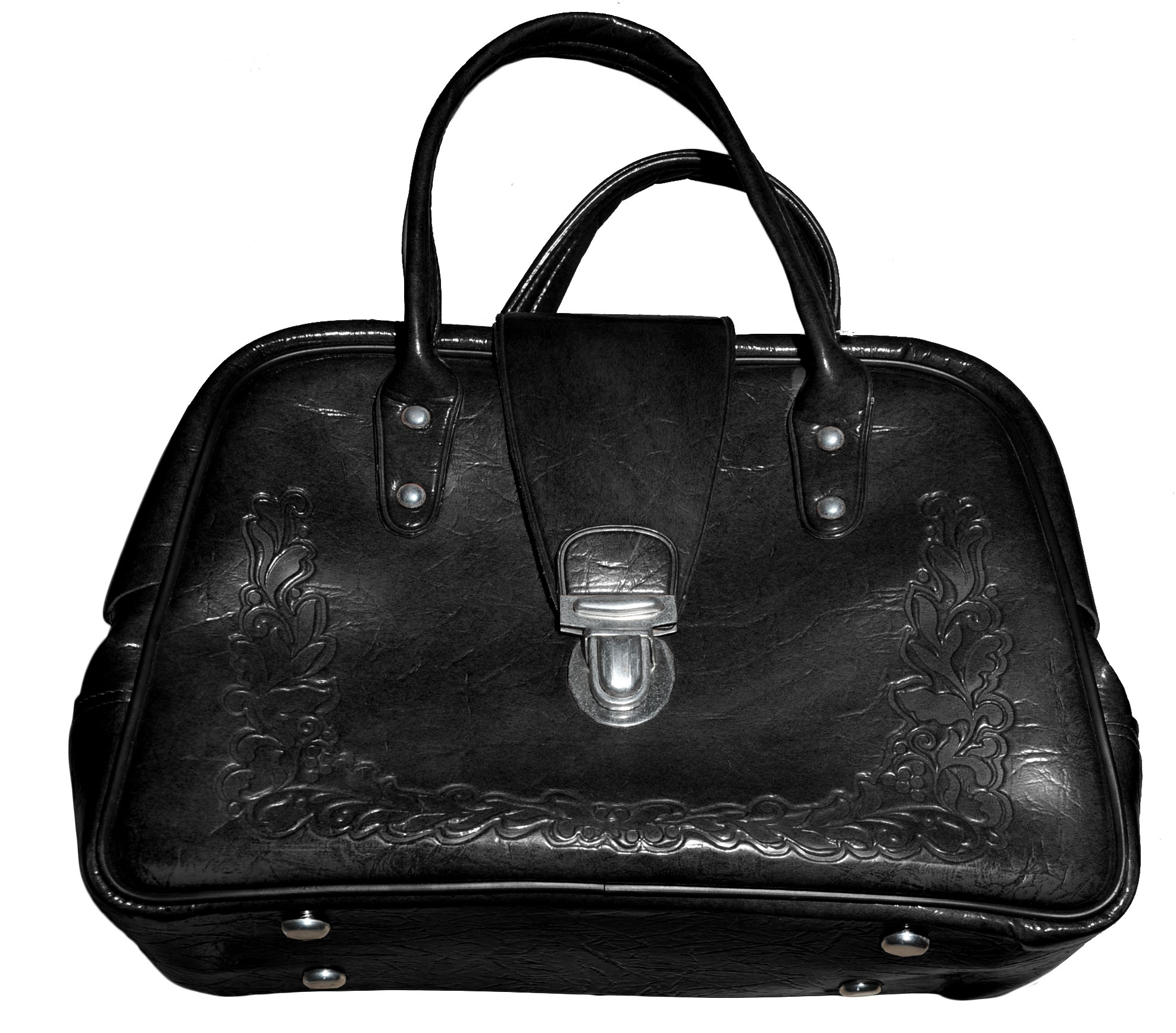 Valeria Fermendjin Black Bag