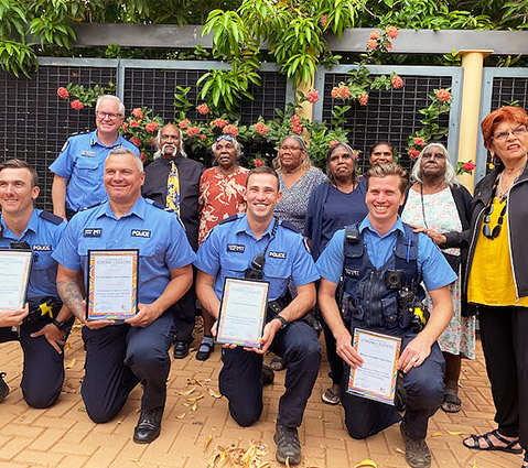 lifesaving actions recognised