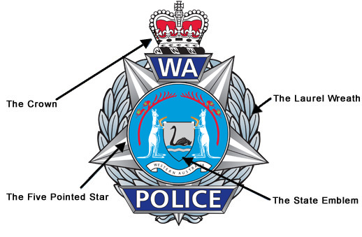 Wa Police Force Logo Flag And Banner Western Australia Police Force