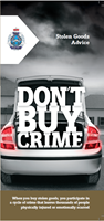Don't Buy Crime