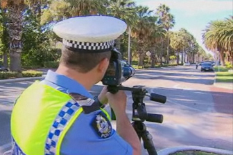 Mobile cameras | Western Australia Police Force