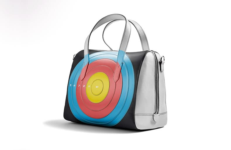 Making it Tougher for Crooks - handbag target